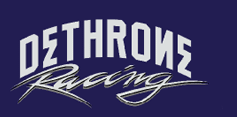 Logo: Dethrone Racing